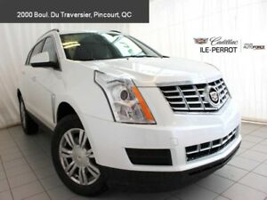 2014 CADILLAC SRX Base FWD, Mags 18 pouces, Sieges Chauffant