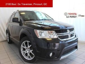 2013 Dodge Journey R/T AWD, CUIR, TOIT, NAVI, DVD, BLUETOOTH+++