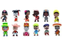 Sackboy Superstars Little Big Planet Seleccione Sencilla Figura -  - ebay.es