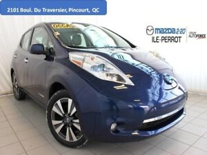 2016 Nissan Leaf SL CUIR QUICK CHARGE PERFECT CONDITION
