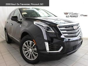 2018 Cadillac XT5 TRACTION INTÉGRALE LUXURY
