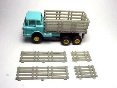 MODEL MOTORING MACK STAKE TRUCK NEW GRAY REPLACEMENT STAKES FOR AURORA TRUCKS