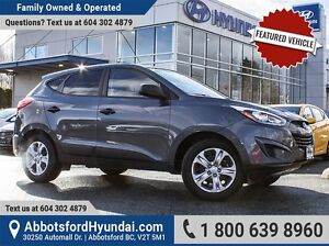 2015 Hyundai Tucson GL CERTIFIED ACCIDENT FREE