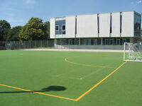 We need 2 more players for our 7 a side football game this Thursday at 7pm in Tufnell Park.