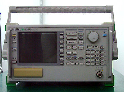 Anritsu Ms2663a Spectrum Analyzer