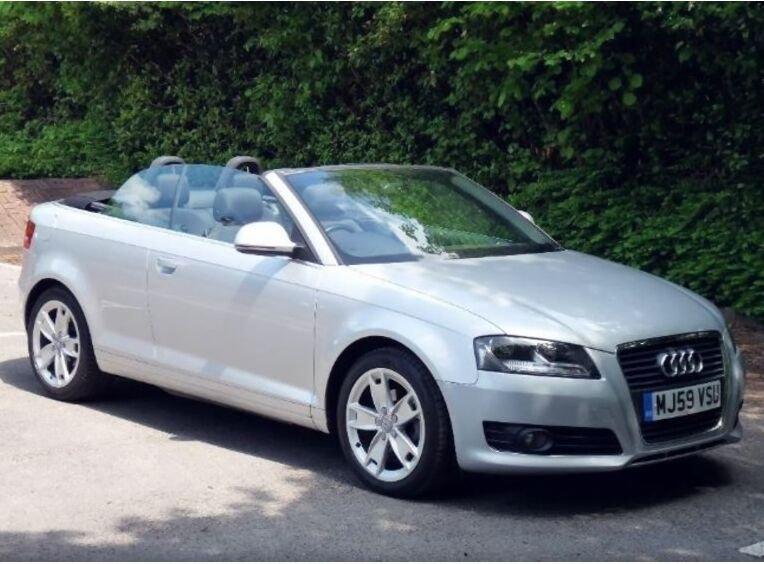 2009 audi a3 cabriolet 1.6 tdi sport 2dr | in barnsley, south