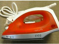 Steam iron AS NEW #23658 £12.50