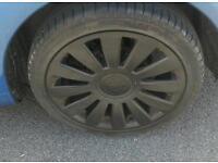 "VW Audi Skoda Seat 18"" alloys"