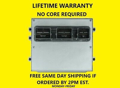 04 FORD F150  ECM 4L3A-12A650-ZM LIFETIME WARRANTY NO CORE