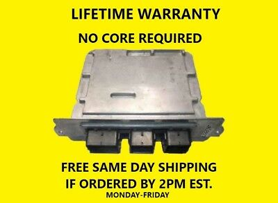 09 FORD F250-F350 ECM, AC3A-12A650-TB, LIFETIME WARRANTY, NO CORE.