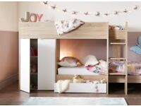 Bunk Bed With Desk Single Beds For Sale Gumtree