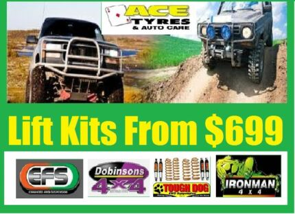 Suspension Lift Kits From $699