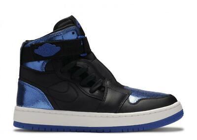 Damen Nike Air Jordan 1 Nova XXL UK Größe 6 Turnschuhe Black Royal Spiel Hi Top