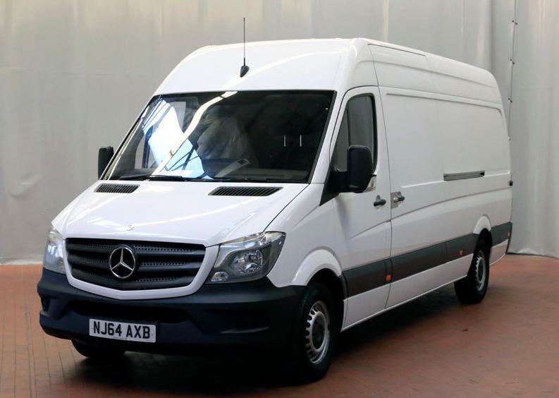 e081d75248 2014 Mercedes-Benz Sprinter 316 CDI LWB Diesel white Manual