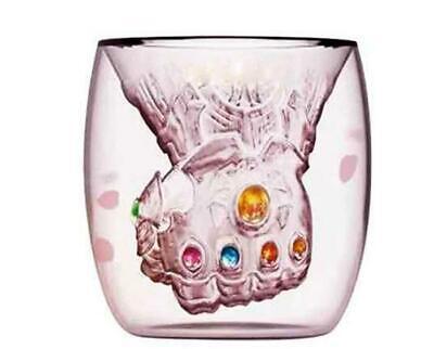 2019 Neu The Avengers Thanos Handschuh Glas Tasse Cat Claw  Doppelglas Glass Cup