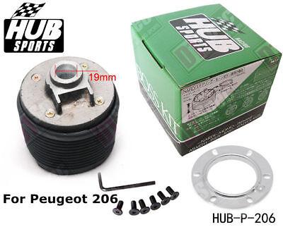 STEERING WHEEL HUB BOSS KIT ADAPTER P206 fits PEUGEOT 206