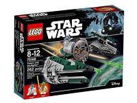 Lego Star Wars - Yoda's Jedi Starfighter - brand new, unopened
