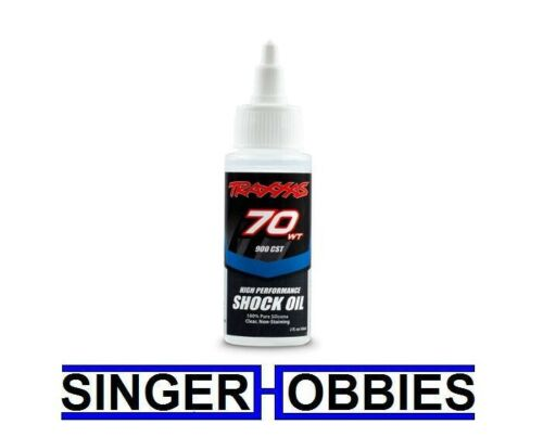 Traxxas 5036 Oil shock 70 weight, 900 cSt, 60cc Silicone NEW IN PACKAGE TRA1