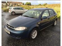 2007(57) CHEVROLET LACETTI (AUTOMATIC, FULL YEARS MOT, FULL SERVICE HISTORY)