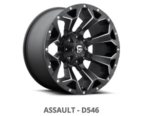 FUEL RIMS AND M/T TIRES - JEEP, DODGE, FORD, GMC, CHEVY, TOYOTA