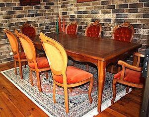 9 piece dining room suite (Pick up or delivery)