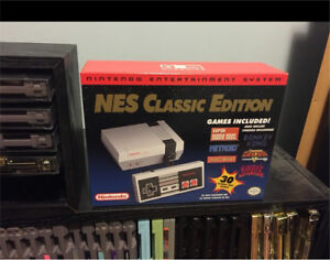 Hacked Nes Classic Edition 700game /SNES Classic 300game