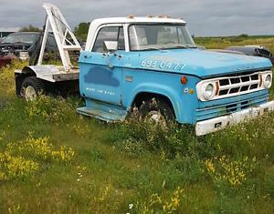 1969 tow truck hemi