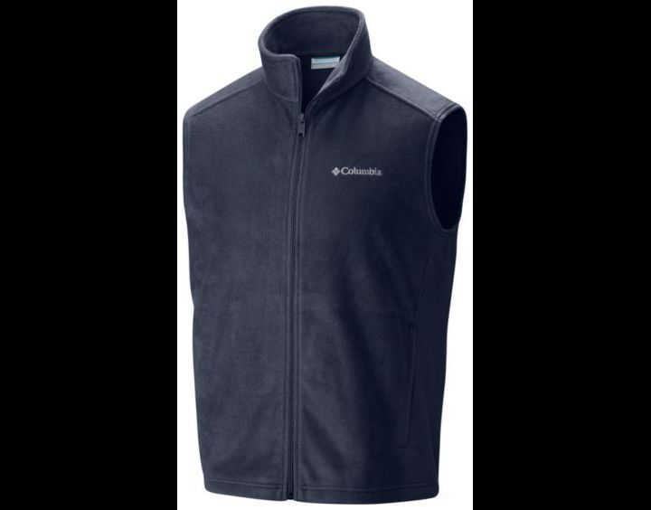 Men's Columbia Fleece Vest  Size 3X Big & Tall  XS1024-464