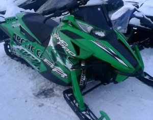 Looking to trade 2013 Arctic Cat 800RR SnoPro