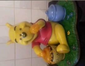 Disney big figure statue winnie