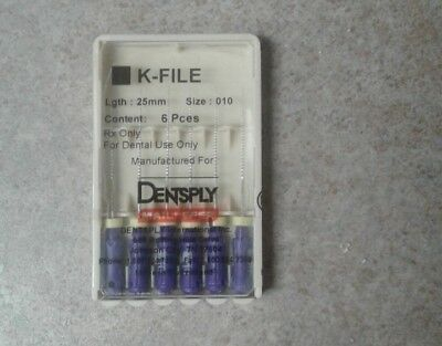 Dentsply Endo Hand Files