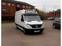 Man and van, courier, same day,next day delivery