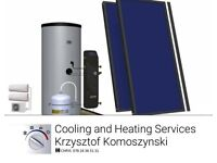 COOLING AND HEATING SERVICES INSTALLATIONS REPAIRS ADVANCES