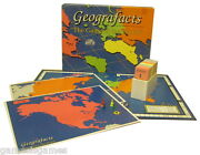 Geography Board Game