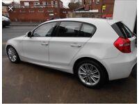BMW 1 SERIES 118D M SPORTS 2008