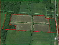 Farmland for sale in Eastern Ontario