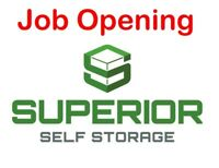 Superior Self Storage is Adding a Full Time position