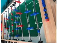 Table Football - the Garlando classic for sale