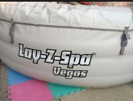 Lazy Spa Vegas outer cover