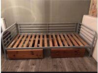 Ikea Metal day bed