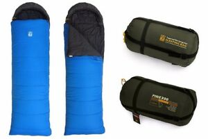 LONE PINE sleeping bag 5 degree TAPERED RECTANGULAR