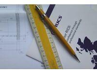 Surveyor, Estimator, Graduate, Property Maintenance, Technician