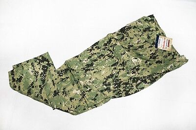 NEW NWU Type III Navy Seal AOR2 FROG COMBAT FR PANTS Trousers MANY SIZES