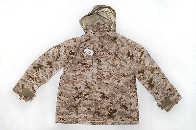 NEW NWU Type II Navy Seal AOR1 GORETEX Digital desert jacket parka MANY SIZES