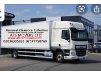 Urgent Home Removal Office Move Cheap Man & Van Hire UK & Europe House Waste Clearance & Collections