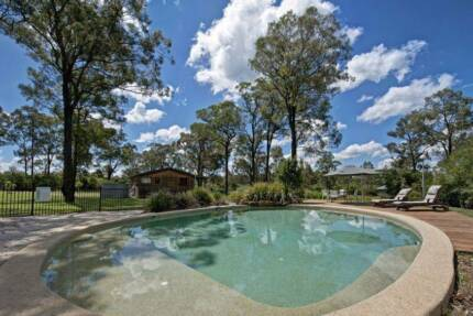 Holiday Accomodation at LOVEDALE In the Hunter Valley