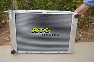 3 ROW Holden Commodore VG VL VN VP VR VS V8 Aluminum Radiator Manual MT