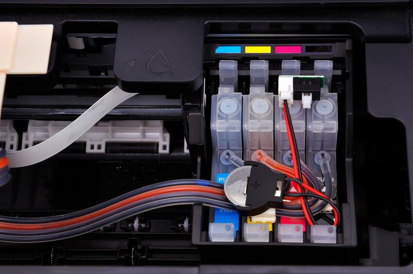 3 Tipps zur fachgerechten Installation eines CISS-Dauerdrucksystems