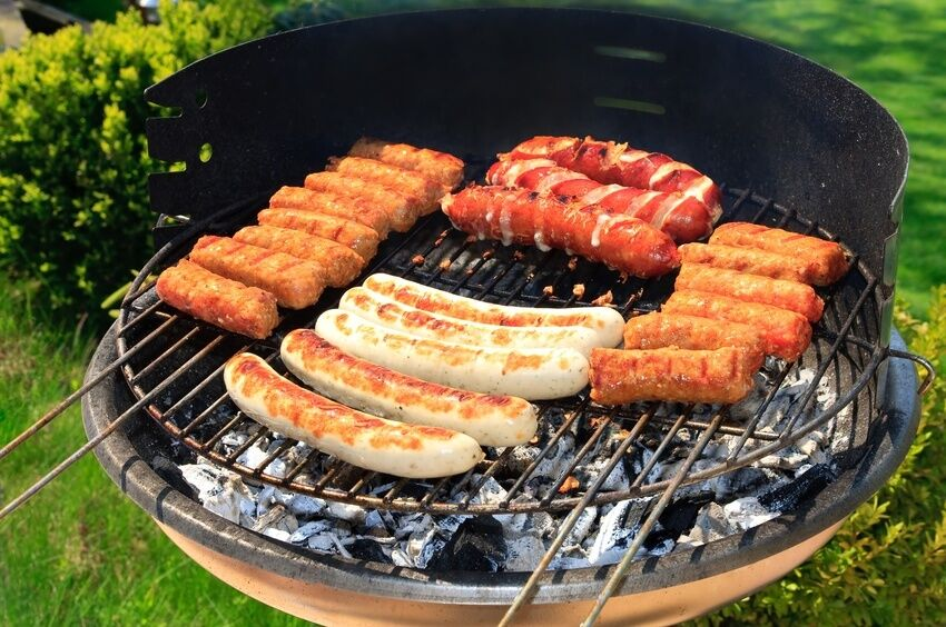 how to season a cast iron grill