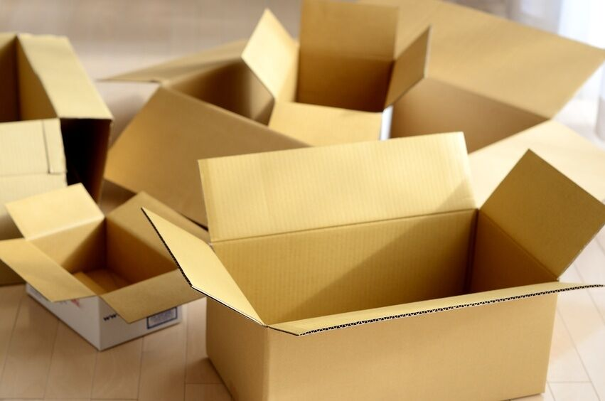 Top 3 Brands of Cardboard Boxes